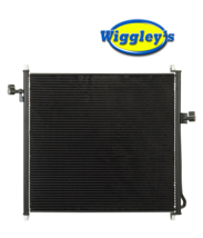 A/C CONDENSER FO3030145 FOR MAZDA B2300 B2500 B3000 B4000 L4 / V6 / ELECTRIC image 1