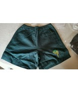 2 Guy Harvey Large Mouth Bass Cotton Sport Shorts, Small (Green and Blue) - $23.75