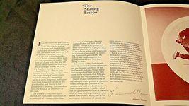 "1981 ""The Skating Lesson"" by Joseph Csatari with Box ( Knowles ) AA20-CP2170 Vin image 9"