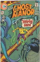 Ghost Manor Comic 2nd Series #16, Charlton Comics 1973 VERY FINE- - $11.64