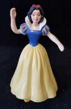 Disney princess Snow White Secret Treasures Bendems Doll NO KEY - $4.45