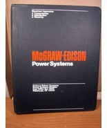 McGraw-Edison Powers Systems Electrical Apparatus, Transmission (Binder) - $22.49