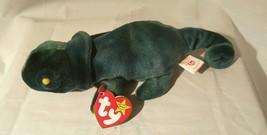 Ty Beanie Baby RAINBOW The Chameleon RETIRED - $9.99