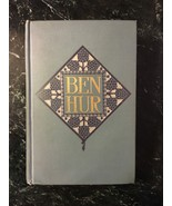 Ben-Hur A Tale of the Christ by Lew. Wallace Harper 1905, w/letter and s... - $637.00