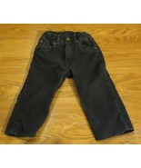 L.O.G.G. Corduroy Pants Boy 12-18M Cotton 768553 - $14.00