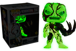 "Funko Pop! Resident Evil - Tyrant Glow In The Dark 6"" Super Sized Figure - $49.50"