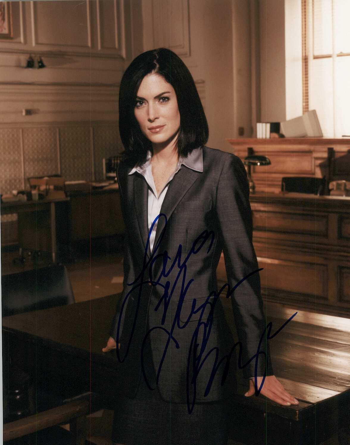 Primary image for Lara Flynn Boyle Signed Autographed Glossy 8x10 Photo