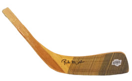 Los Angeles L.A. Kings BOB MILLER Signed AUTOGRAPHED HOCKEY Stick Blade ... - $124.94