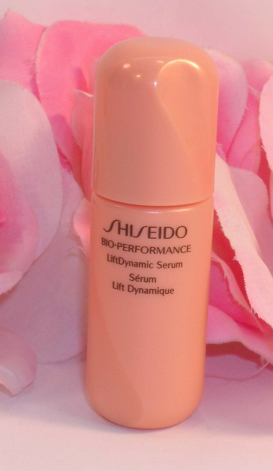 Primary image for New Shiseido Bio-Performance Lift Dynamic Serum .25 oz 7 ml Travel Sample Size