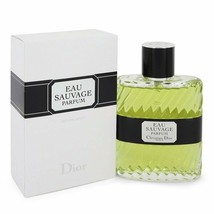 EAU SAUVAGE by Christian Dior 3.4 oz EDP Spray for Men New in Box - $167.15
