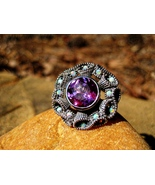 Haunted Anti Mercury Retrograde ring banish neg... - $180.00