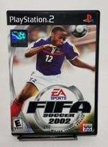 Fifa Soccer 2002 PS2 Sony Playstation 2 MLS EA Sports - $7.42