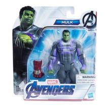 NEW SEALED 2018 Marvel Avengers Endgame Incredible Hulk Action Figure - $13.99