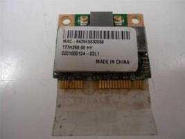 NI.23600.066 Acer Broadcom Wireless WIFI WLAN Card Mini PCI-E T77H268.00 HF - $5.95