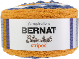 Bernat Blanket Stripes Yarn-Big Sky Country - $13.06
