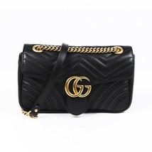 Gucci Small GG Marmont Matelassé Shoulder Bag - $1,805.00