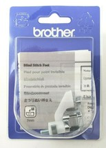 Genuine Brother SA133 Blind Stitch Foot 7mm. Factory Sealed Fast Free Sh... - $9.46