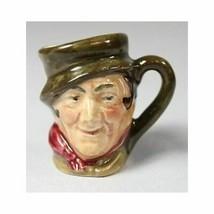 Vintage ROYAL DOULTON Miniature TOBY JUG Mug Sam Weller - $26.18