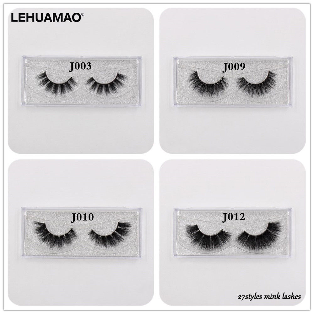 885df7bc924 10. 10. Previous. LEHUAMAO® 3D Mink Eyelashes 100% Cruelty Free Cross Thick.  LEHUAMAO® 3D Mink Eyelashes ...
