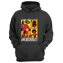 Pixar The Incredibles Comics Hoodie - $32.99+