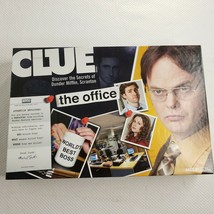 Clue The Office Edition Board Game, 2009 Dunder Mifflin Paper Company Co... - $178.15