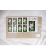 American Treasures Magnolias Booklet Pane of 20  - Mint NH VF Original pk - $10.40