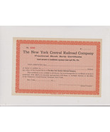 1800's 1900's Rail Road Stock Certificates and Telegrams Bond Vintage Be... - $7.87