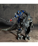 Transformers AOE Optimus Prime Grimlock Tyrannosaurus Dinosaur Rex Statu... - $39.99