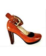 Michael Kors Brown Mary Jane Punps Heels Shoes Women's 7 1/2 M (SW5) - $62.29