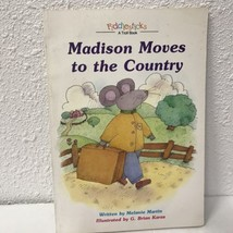 Madison Moves To The Country 1989 Troll Softcover Childrens Book - $6.44