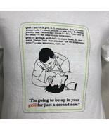 VTG Slang T Shirt Urban Dictionary Hip Hop Rap Tee Jack & Jill Crew NWT ... - $24.00