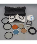 Vintage Lot of Camera Lens Filters and Adapters - $24.72
