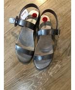 Michael Kors Sandals Metallic Size 10 - $78.21