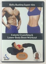 The Bean (2006 DVD) Belly Busting Super Abs Calorie Crunching Lower Body... - $5.65
