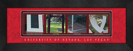 University of Nevada Las Vegas Officially Licensed Framed Campus Letter Art - $39.95
