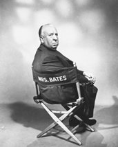 Alfred Hitchcock Psycho Mrs Bates Chair 16x20 Canvas Giclee - $69.99