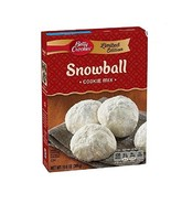 Betty Crocker Limited Edition Snowball Cookie Mix 10.8 oz (Pack of 2) (A... - $17.81