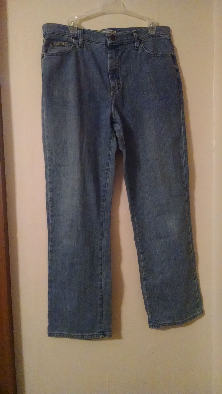 Women's sz 12 jeans ras544