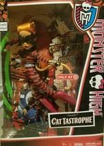 Monster High Toralei Cat Tastrophe Doll New  - $44.99