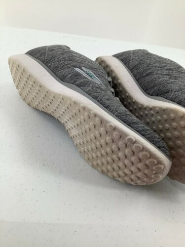 Skechers 9.5 Shoes Air Cooled Memory Foam SN23315 Grey Athletic image 8