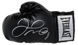 Floyd Mayweather Jr. Signed Everlast Black Boxing Glove - SCHWARTZ - $444.51