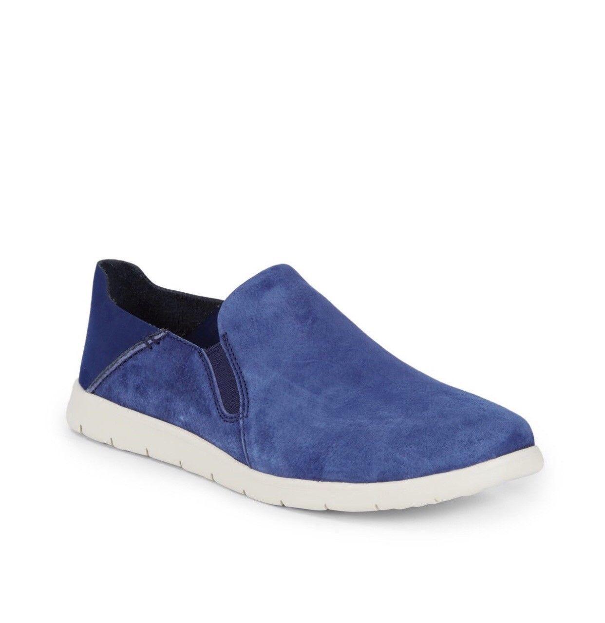 NEW UGG Men's Knox Suede Slip On Sneaker, Sizes 9, 11  Blue, MSRP $100 image 2