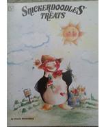 Snickerdoodles Treats By Ursula Wollenberg Sunflowers Garden Tole Painti... - $9.98