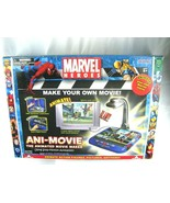 Marvel Ani Movie Super Hero Movie Maker-NIB - $24.75
