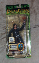 """The Lord Of The Rings"" Fellowship Of Ring ""Weathertop Strider"" Action Figure - $9.50"