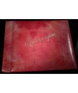 Autograph Album Basketball Sports 6 Autographs Tom Heinsohn Barnhill McM... - $34.99