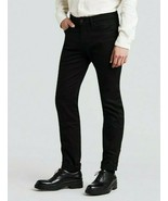 Levi's Made & Crafted men jeans needle narrow 590900049 skinny leg black - $178.00