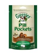 Greenies, Dog, Pill Pocket Concealer, Peanut Butter Flavor Treats, 30 Ca... - $8.66+