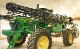 2012 JOHN DEERE 4730 For Sale In Odebolt, Iowa 51458 image 4