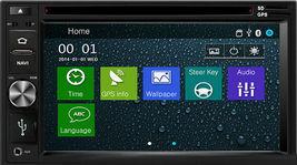 DVD GPS Navigation Bluetooth Radio and Dash Kit for 2012 Honda Civic image 6